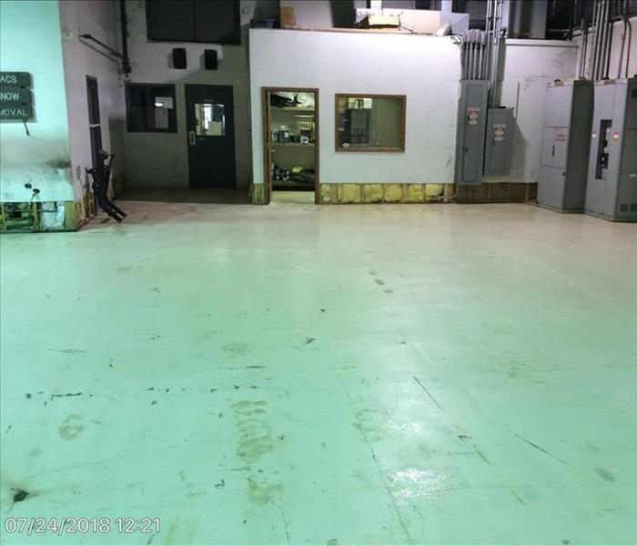 Water Damage to a Local Wauconda Warehouse After