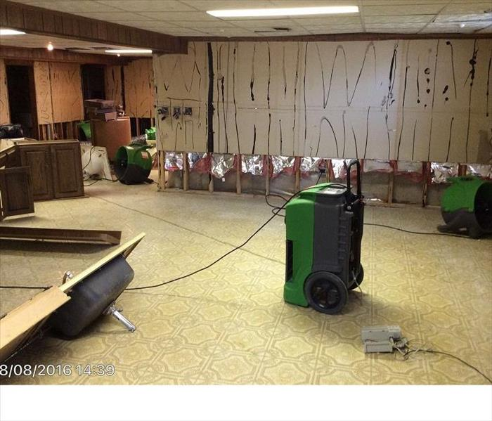 Water Damage in Gurnee