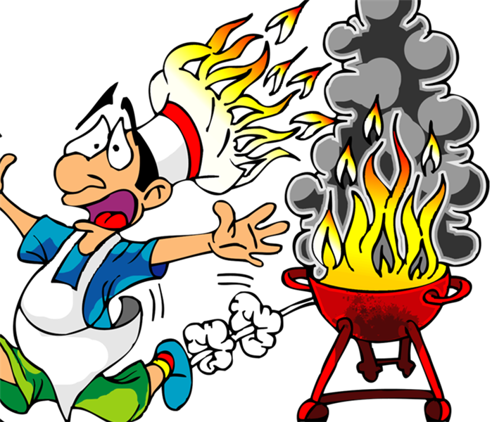 Fire Damage Grilling Safety Do's and Don'ts