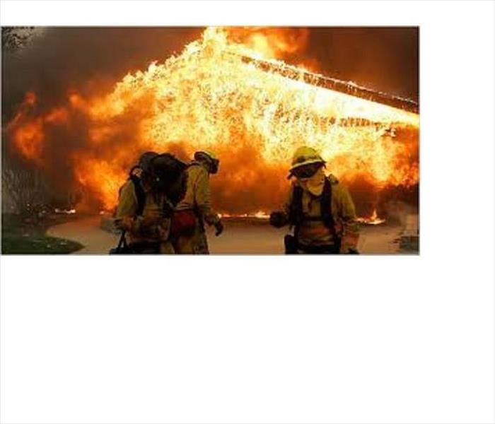 Fire Damage Fire or Smoke Damage Safety Tips