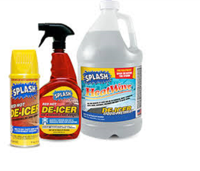 General Facts about De-Icers