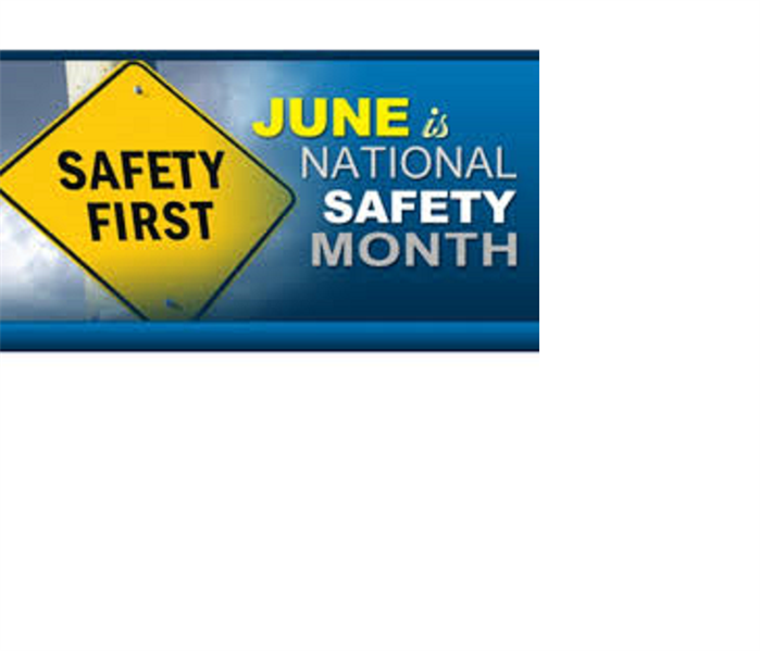 Community June is National Safety Month