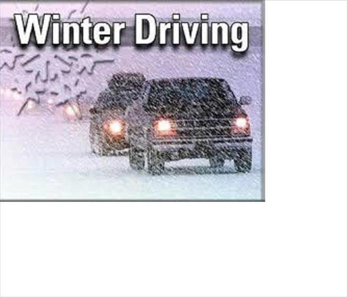 General Winter Driving Tips