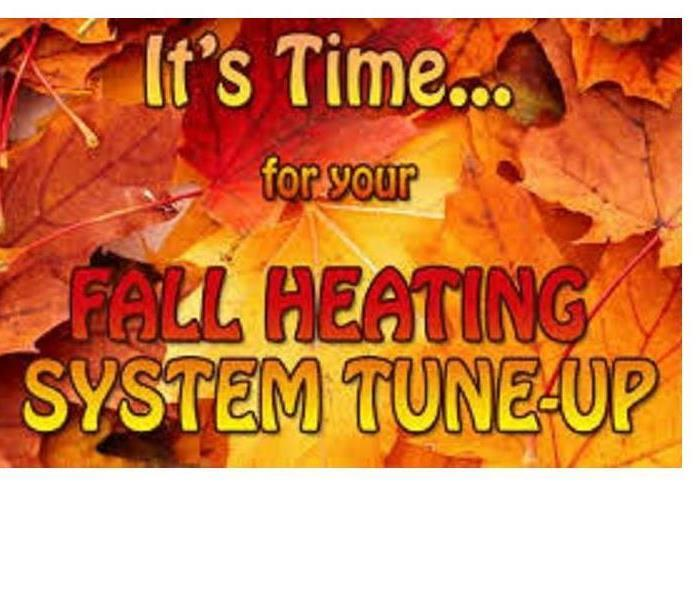 General Time to tune up your furnace