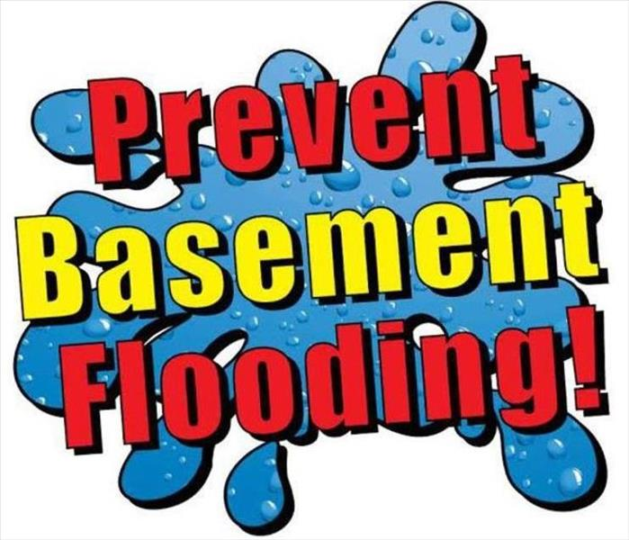 Water Damage Flooded Basement! Tips on how to avoid it